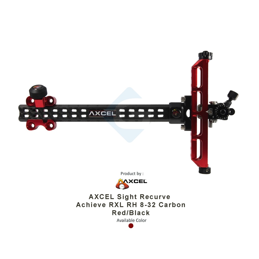 AXCEL SIGHT RECURVE ACHIEVE CARBON RXL