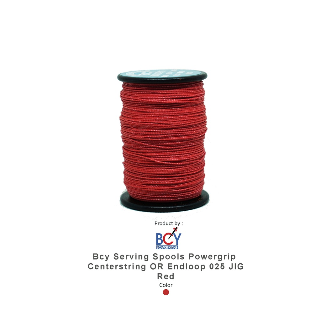 BCY SERVING SPOOLS POWERGRIP