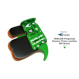 AVALON FINGERTAB CLASSIC PRIME LEATHER