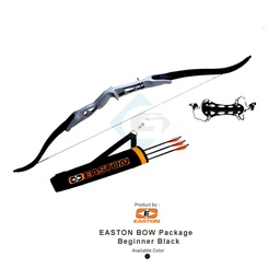 EASTON BOW BEGINNER RECURVE ARCHERY KIT