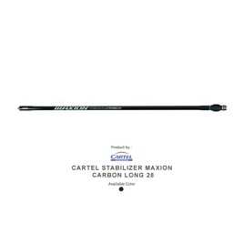 CARTEL STABILIZER MAXION CARBON LONG